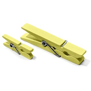 Kit-Pregadores-Decorativos-Amarelo-Colecao-Algodao-Doce-KPD005---Toke-e-Crie