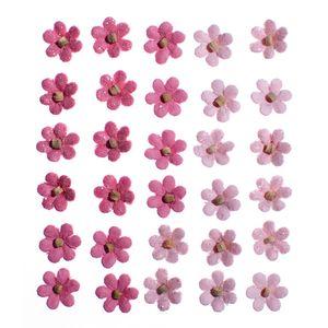 Flores-Artesanais-Aquileia-Rosa-Colecao-Algodao-Doce-FLOR139---Toke-e-Crie