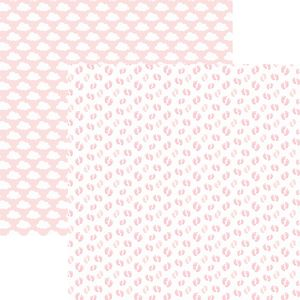 Papel-Scrapbook-Dupla-Face-Mini-Basico-305x305cm-Bebe-Menina-Pezinhos-SMB-003-–-Toke-e-Crie-by-Ivana-Madi