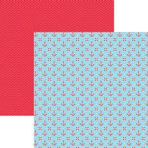 Papel-Scrapbook-Dupla-Face-Mini-Basico-305x305cm-Verao-Nautico-SMB-015-–-Toke-e-Crie-by-Ivana-Madi