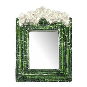 Moldura-Provencal-Retangular-Rosas-com-Laco-com-Espelho-Verde-e-Branco-Craquele-135x92cm---Resina