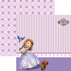 Papel-Scrapbook-Dupla-Face-305x305cm-Princesinha-Sofia-2-Paisagem-SDFD-095---Toke-e-Crie