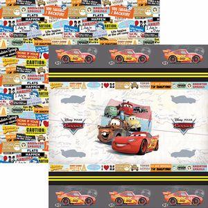 Papel-Scrapbook-Dupla-Face-305x305cm-Carros-1-Fitas-e-Rotulos-SDFD-113---Toke-e-Crie
