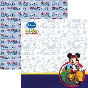 Papel-Scrapbook-Dupla-Face-305x305cm-A-Casa-do-Mickey-2-Paisagem-SDFD-103---Toke-e-Crie