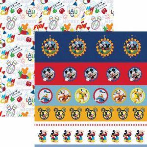 Papel-Scrapbook-Dupla-Face-305x305cm-A-Casa-do-Mickey-1-Selos-e-Tags-SDFD-121---Toke-e-Crie