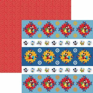 Papel-Scrapbook-Dupla-Face-305x305cm-A-Casa-do-Mickey-1-Forminhas-e-Toppers-SDFD-120---Toke-e-Crie