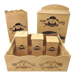 Kit-Higiene-Bebe-MDF-6-pecas-Ovelha---Palacio-da-Arte