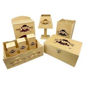Kit-Higiene-Bebe-MDF-8-pecas-Ovelha---Palacio-da-Arte