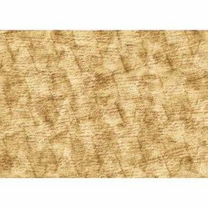 Papel-Decoupage-343x49cm-Marrom-com-Fundo-Escrito-PD-438---Litoarte