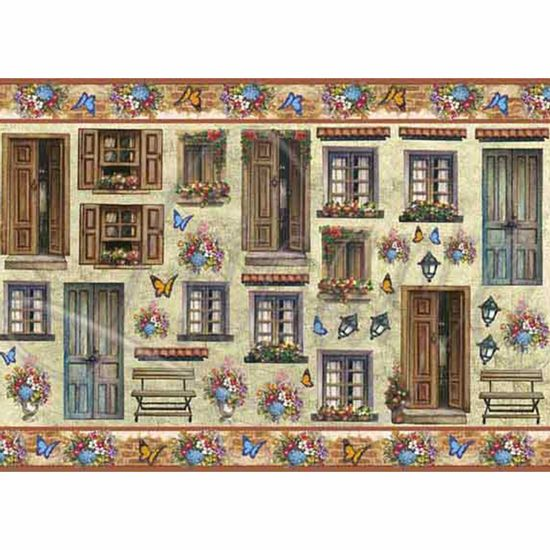 Papel-Decoupage-343x49cm-Portas-e-Janelas-I-PD-216---Litoarte