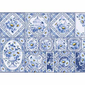 Papel-Decoupage-343x49cm-Azulejo-Portugues-PD1-054---Litoarte-by-Lili-Negrao