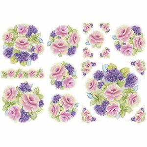 Papel-Decoupage-343x49cm-Rosas-e-Hortensias-PD1-070---Litoarte-by-Lili-Negrao
