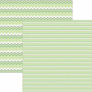 Papel-Scrap-Basico-Chevron-Verde-KFSB224---Toke-e-Crie-by-Flavia-Terzi