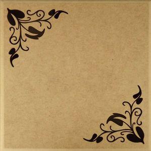 Caixa-Tupiada-em-MDF-com-9-divisoes-Folhas-262x262cm---Aplique-Personalizado-10cm---Palacio-da-Arte
