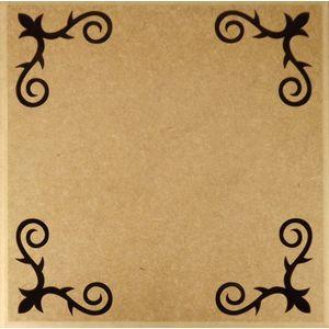 Caixa-Biju-Colonial-em-MDF-Cantoneiras-193x193cm---Escrita-Personalizada-10cm---Palacio-da-Arte