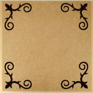 Caixa-Biju-Colonial-em-MDF-Cantoneiras-193x193cm---Aplique-Personalizado-10cm---Palacio-da-Arte