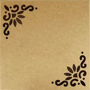 Caixa-Tupiada-em-MDF-com-16-divisoes-Flores-305x305cm---Escrita-Personalizada-15cm---Palacio-da-Arte