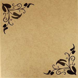 Caixa-Tampa-de-Sapato-em-MDF-com-9-divisoes-Folhas-24x24cm---Aplique-Personalizado-15cm---Palacio-da-Arte
