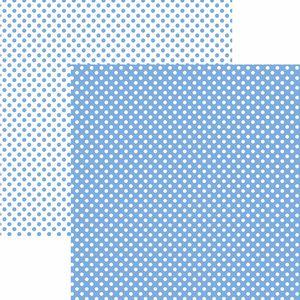 Papel-Scrapbook-Dupla-Face-Basico-305x305cm-Poa-Pequeno-Azul-Serenity-KFSB465---Toke-e-Crie-by-Mariceli