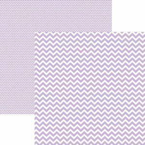 Papel-Scrapbook-Dupla-Face-Basico-305x305cm-Chevron-Lilas-Claro-KFSB416---Toke-e-Crie-by-Mariceli