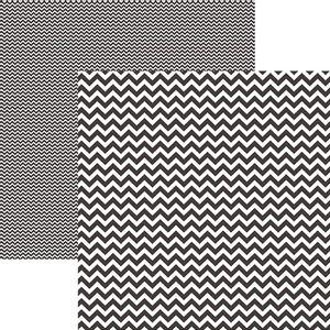 Papel-Scrapbook-Dupla-Face-Basico-305x305cm-Chevron-Preto-KFSB413---Toke-e-Crie-by-Mariceli