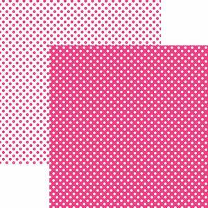 Papel-Scrapbook-Dupla-Face-Basico-305x305cm-Poa-Pequeno-Rosa-KFSB457---Toke-e-Crie-by-Mariceli