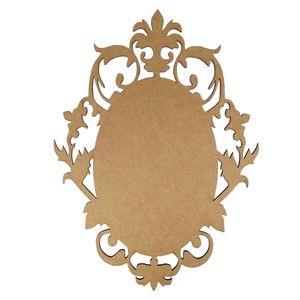 Moldura-em-MDF-Oval-Lisa-40x29cm-Francesa---Palacio-da-Arte