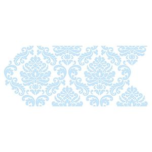 Stencil-para-Pintura-e-Confeitaria-38x15cm-Arabesco-Realeza-SC5-006---Litoarte