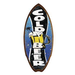 Placa-Decorativa-15x30cm-Cold-Beer-LPDR-001---Litocart