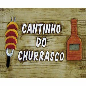 Placa-Decorativa-245x195cm-Cantinho-do-Churrasco-LPMC-066---Litocart
