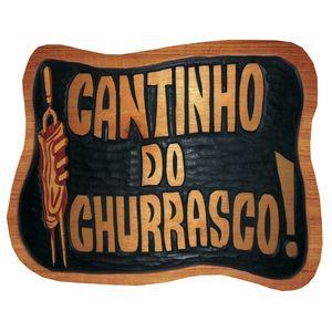 Placa-Decorativa-245x195cm-Cantinho-do-Churrasco--LPMC-067---Litocart