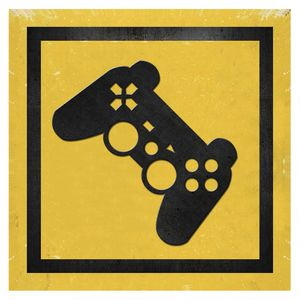 Placa-Decorativa-20X20cm-Controle-de-Video-Game-LPDXX-003---Litocart