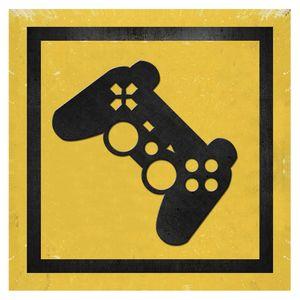 Placa-Decorativa-20X20cm-Controle-de-Video-Game-LPDXX-003---Litocart