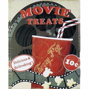 Placa-Decorativa-245x195cm-Movie-Treats-LPMC-087---Litocart