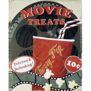 Placa-Decorativa-245x195cm-Movie-Treats-LPMC-087---Litocart
