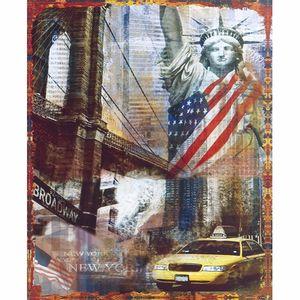 Placa-Decorativa-245x195cm-Estatua-da-Liberdade-New-York-LPMC-097---Litocart