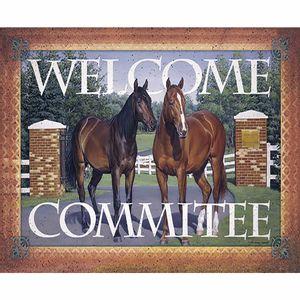 Placa-Decorativa-245x195cm-Welcome-Commitee-LPMC-105---Litocart