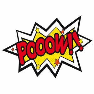 Placa-Decorativa-32x215cm-Pooow---LPQM-032---Litocart
