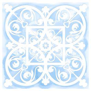 Stencil-para-Pintura-Simples-14X14cm-Azulejo-Portugues-STA-017---Litoarte