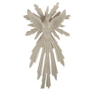 Aplique-Divino-Espirito-Santo-com-Ostensorio-21x10cm---Resina