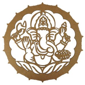 Mandala-em-MDF-35x35cm-Elefante-Indiano---Palacio-da-Arte