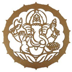 Mandala-em-MDF-13x13cm-Elefante-Indiano---Palacio-da-Arte