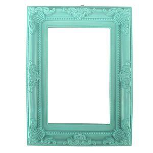 Moldura-Provencal-Retangular-com-Cantoneira-Real-195x147cm-Azul-Tiffany---Resina