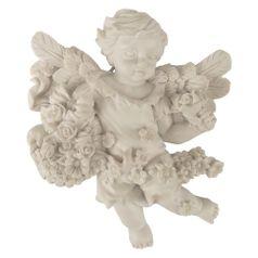 Enfeite-de-Parede-Anjo-com-Cesta-Flores-12x11cm---Resina