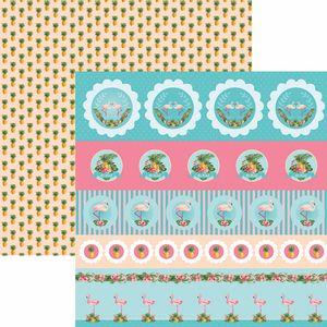 Papel-ScrapFesta-Toke-e-Crie-SDF751-Dupla-Face-305x305cm-Flamingos-Selos-e-Tags-by-Mariceli