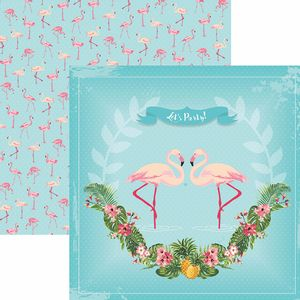 Papel-ScrapFesta-Toke-e-Crie-SDF747-Dupla-Face-305x305cm-Flamingos-Guirlanda-by-Mariceli