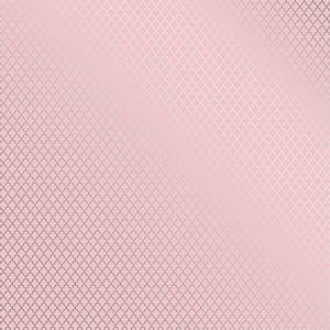 Papel-Scrapbook-Toke-e-Crie-SDF728-Simples-305x305cm-Metalizado-Marroquino-Prateado-Fundo-Rosa