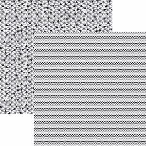 Papel-Scrapbook-Toke-e-Crie-KFSB526-Dupla-Face-305x305cm-Chevron-e-Triangulos-Preto-by-Mariceli