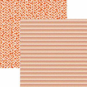 Papel-Scrapbook-Toke-e-Crie-KFSB510-Dupla-Face-305x305cm-Chevron-e-Triangulos-Laranja-by-Mariceli