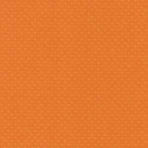 Papel-Scrapbook-Toke-e-Crie-PCAR497-Dupla-Face-305x305cm-Cardstock-Texturizado-Bolinhas-Laranja